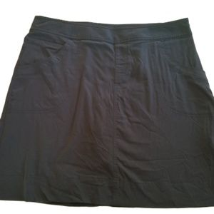   LUCY    Large Grey/Black Skirt